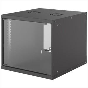 Επιτοίχια καμπίνα 19, 6U (540x560), Flatpack