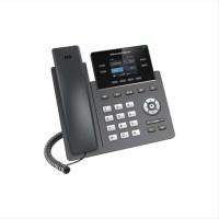 Grandstream GRP2612 Carrier-Grade IP Phone Black