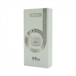 ANDOWL Q1I TWS STEREO EARBUDS White