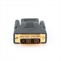 CABLEXPERT Αντάπτορας HDMI-Female σε DVI-D Male Black
