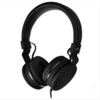 Nod Live Ενσύρματα Ακουστικά Με Μικρόφωνο Black