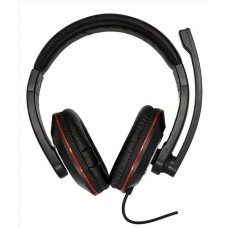 NG Maestro Stereo Headset With Microphone Black